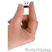tiny Logitech Unifying receiver