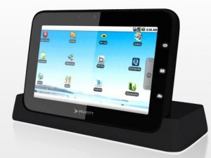velocity micro tablet 300x225 Could Google infighting kill Android Tablets?