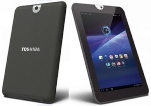 toshiba thrive 1 300x211 Fast as any other Honeycomb Tablet youll find! The Toshiba Thrive