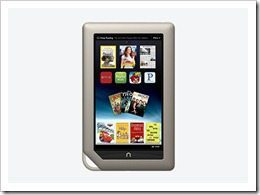 BarnesandNoble electronics 250Nook Tablet lg thumb 598xauto 2977 thumb Barnes & Noble Announce Most Excellent Nook Tablet
