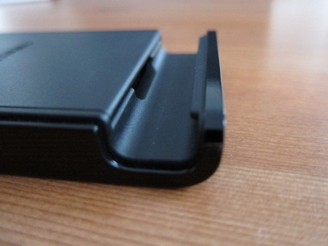 NoteHolderCharger11 thumb Samsung Galaxy Note Holder and Battery Charger Review