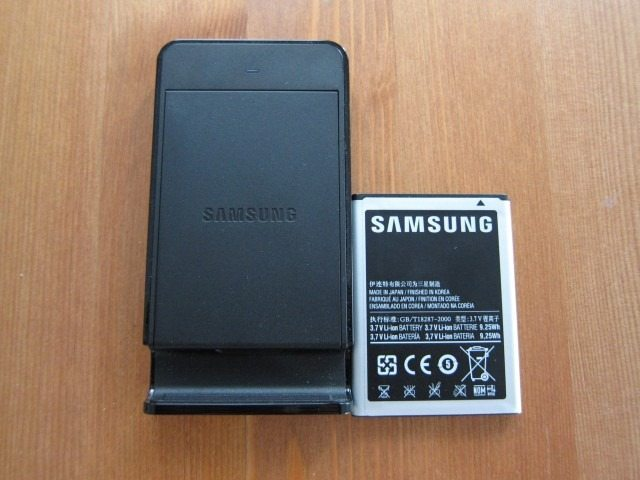 NoteHolderCharger4 thumb Samsung Galaxy Note Holder and Battery Charger Review