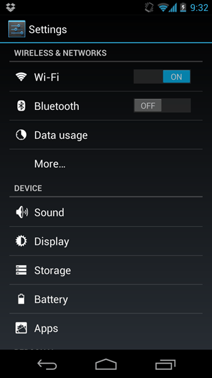 Galaxy Nexus and SIII Review screenshot 2 (6)