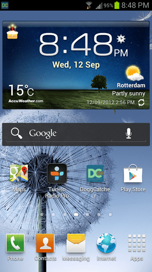 Galaxy Nexus and SIII Review software (1)