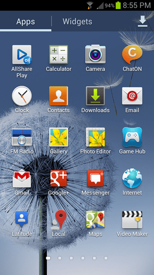 Galaxy Nexus and SIII Review software (2)