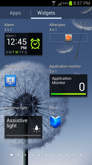 Galaxy Nexus and SIII Review software (4)