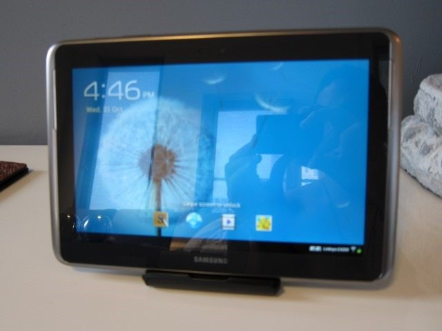 Galaxy Note 10.1 DDock review 16 thumb Samsung Galaxy Note 10.1 Desktop Dock Review