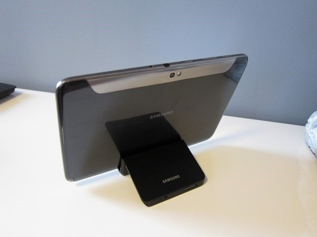 Galaxy Note 10.1 DDock review 20 thumb Samsung Galaxy Note 10.1 Desktop Dock Review