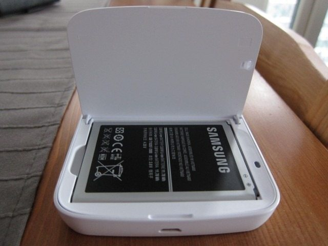 NoteIIbatterykitreview6 5 thumb The Samsung Galaxy Note II Extra Battery Kit review