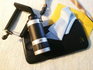 WP 20130827 001 300x225 Expand your Cell Phone with a Telescope and an iStabilizer Tripod Mount