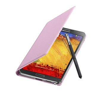 Galaxy Note3 FlipCover Open Pen Blush Pink