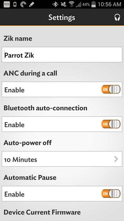 The Parrot Zik review - GadgetNutz