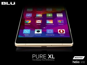 Pure XL (PRNewsFoto/BLU Products)