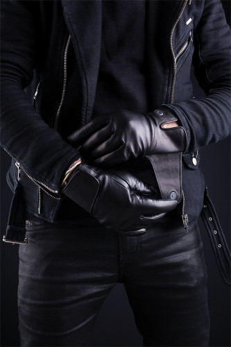 Redesigned Leather Gloves - Mujjo