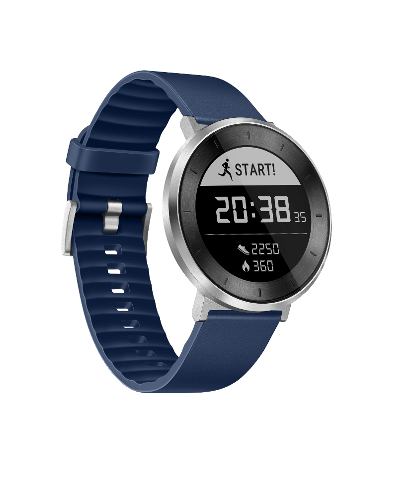 huawei-fit blue strap