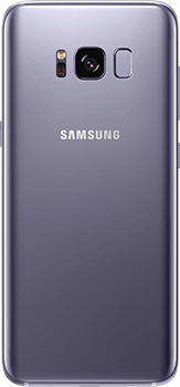 Galaxy S8 in Orchid Gray