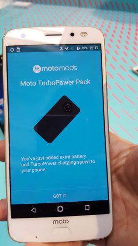 Moto TurboPower