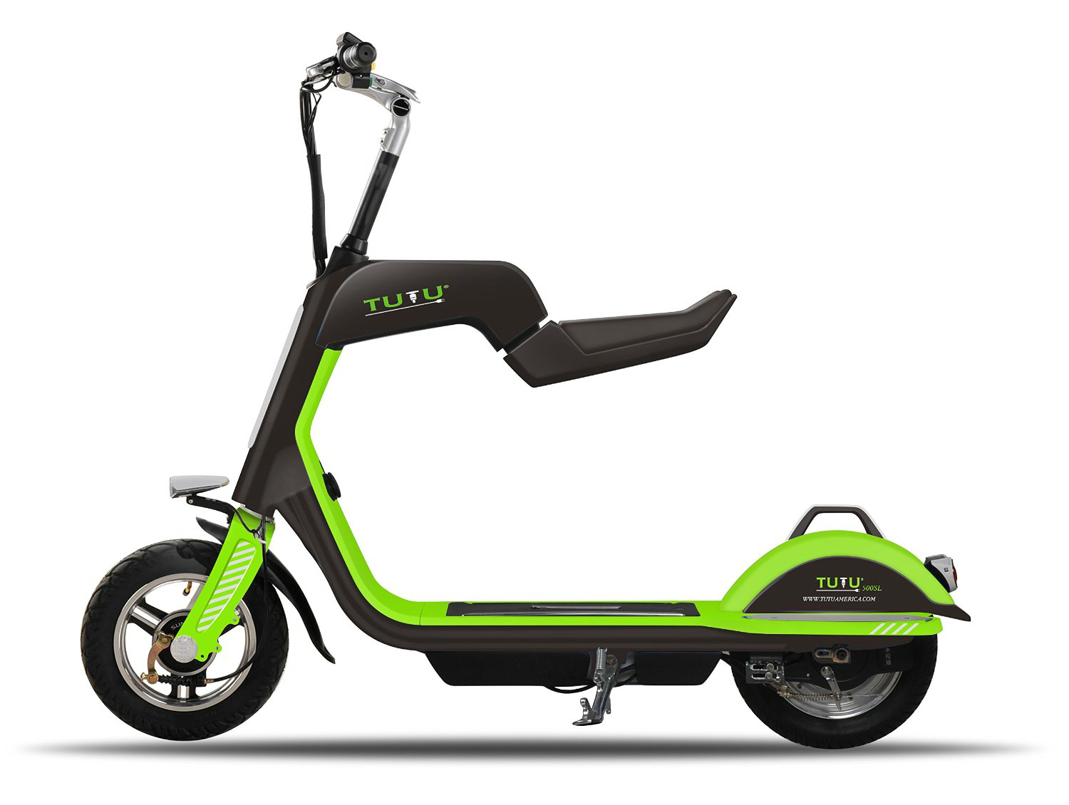 tutu electric scooter the sl350 is tutu much gadgetnutz. Black Bedroom Furniture Sets. Home Design Ideas