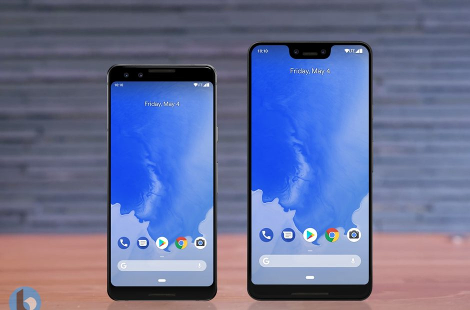 Pixel 3 duo to keep display sizes mostly unchanged - GadgetNutz