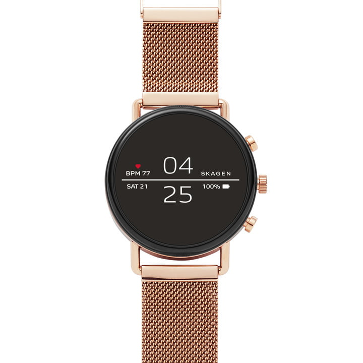 skagen launches new smartwatch falster 2 skg2478469