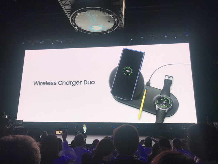 samsung wireless charger duo news