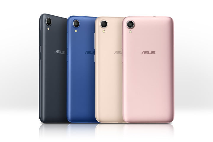 asus zenfone live l1 news colors