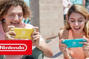 First Look at Nintendo Switch Lite: A New Addition to the Nintendo Switch Family