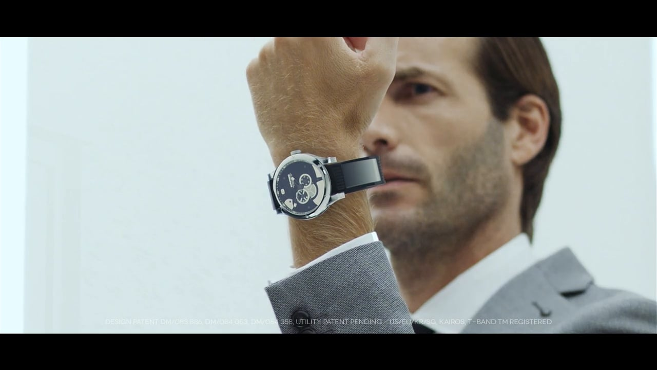 KAIROS T-BAND: Transform your analog watch into a smart watch!