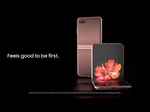 Introducing Galaxy Z Flip 5G