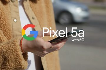 Get to Know the Budget-Friendly Pixel 5a With 5G